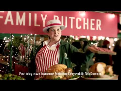 Morrisons Xmas advert 2011.