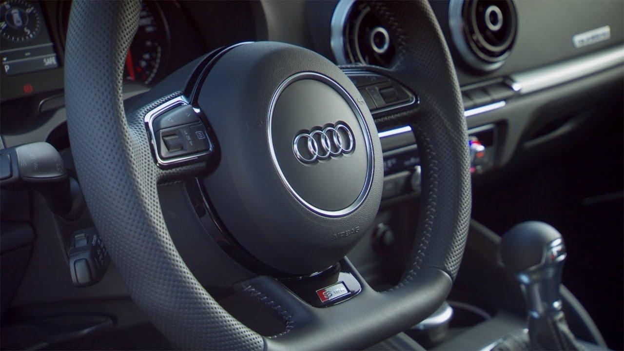 2013 Audi A3 Sportback S Line Interior Hd Youtube