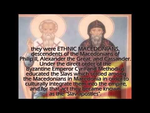 M A C E D O N I A http://www.state.gov/r/pa/ei/bgn/26759.htm Macedonians of today are DIRECT descendants of the Ancient Macedonians http://www.historyofmaced...