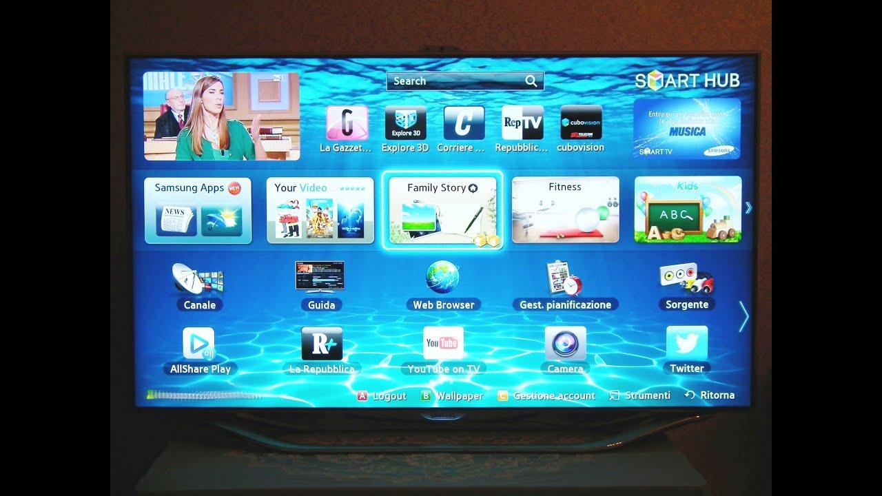Smart tv samsung своими руками
