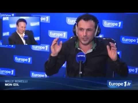 Pascal de Clermont - Mentaliste - radio Europe 1 - Direct des medias - Portrait.m4v