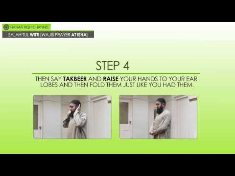 How To Perform The Witr Salah [with Proof] video