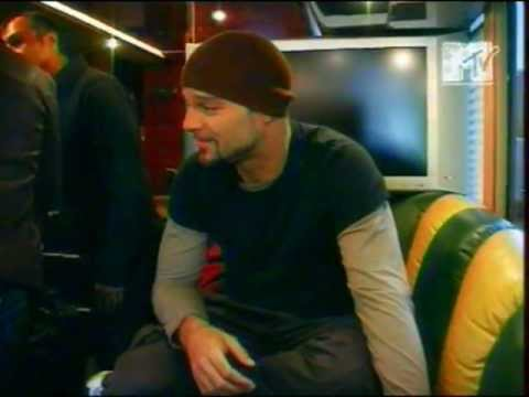 Ricky Martin MTV Diary (Russian) - part 1
