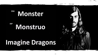 Monster Imagine Dragons Lyrics Letra Español English Sub
