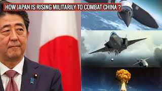 JAPAN SANCTIONS BIGGEST DEFENSE BUDGET EVER ! 3 WAYS IT PLANS TO TAKE ON THE CHINESE MILITARY