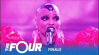 "Sharaya J: EMOTIONAL Cover Of ""Juicy"" By Biggie In Front Of Diddy! 