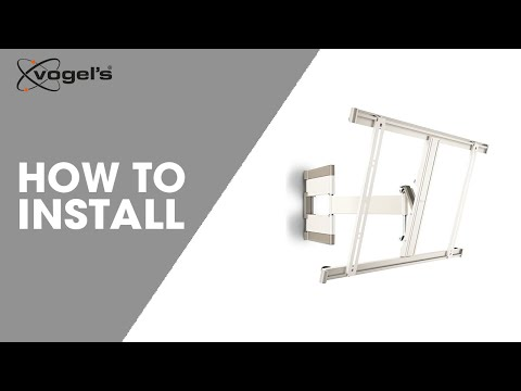 Installation video THIN 345 turn wall mount