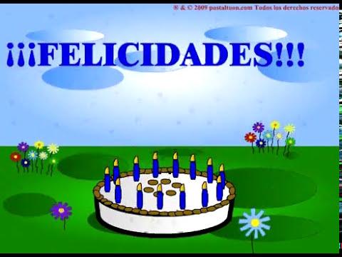 postales de cumpleaños WWW.POSTALTOON.COM