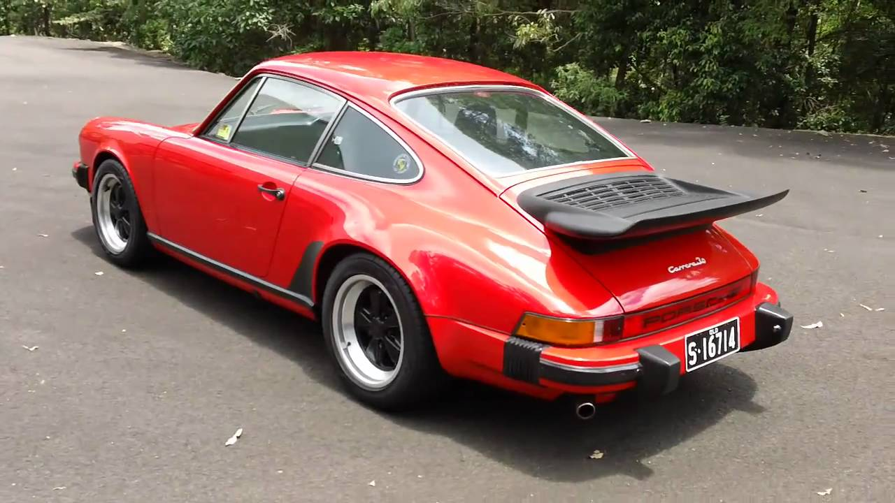 1976 Porsche 911 3 0 Carrera Youtube
