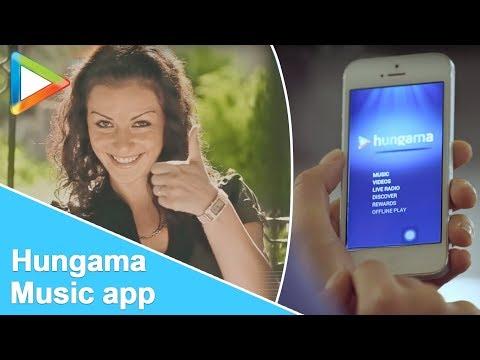 Hungama  Tvc video
