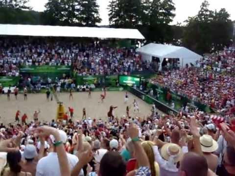 Stare Jabłonki 2013 Mistrzostwa Świata W Siatkówce Plażowej