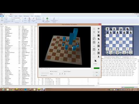 ChessBase 12 Opening Repertoire Study with Piece Probability