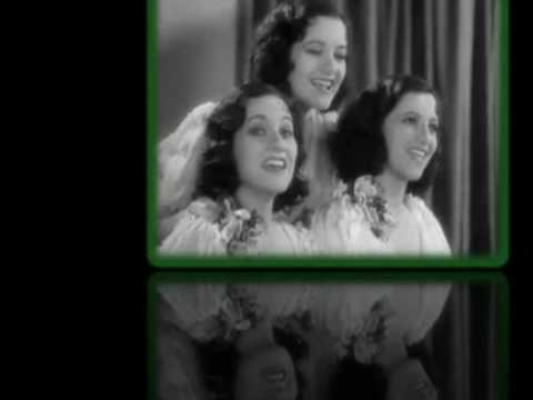 The Boswell Sisters - Crazy People (1932).wmv
