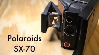 Polaroids: The SX-70