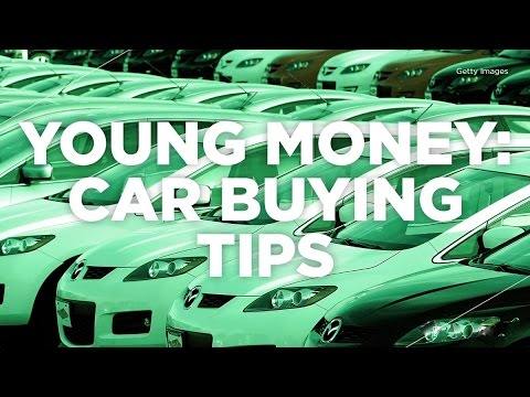 Young Money: Tips On Buying A Car | CNBC