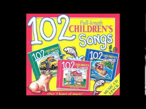 Twin Sisters  102 Childrens Songs Disc Three Part 1