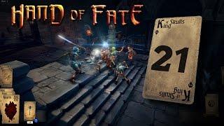 Hand Of Fate #021 - Das Blatt wendet sich...