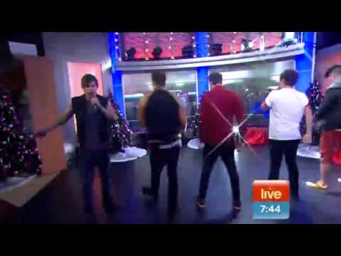 The Collective perform 'Surrender' LIVE on Sunrise