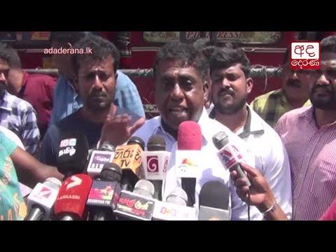 protest in jaffna ca|eng