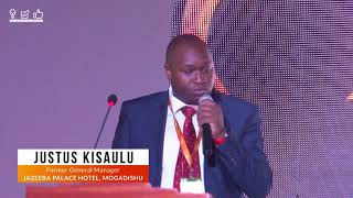 Hospitality Amidst Terrorism | Presentation By  Mr. Justus Kisaulu