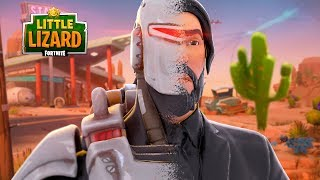 The TERMINATOR has come for JOHN WICK in FORTNITE!