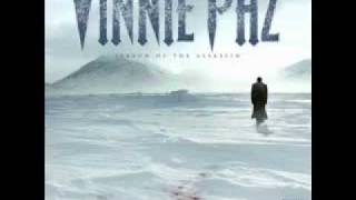 Watch Vinnie Paz Washed In The Blood Of The Lamb video