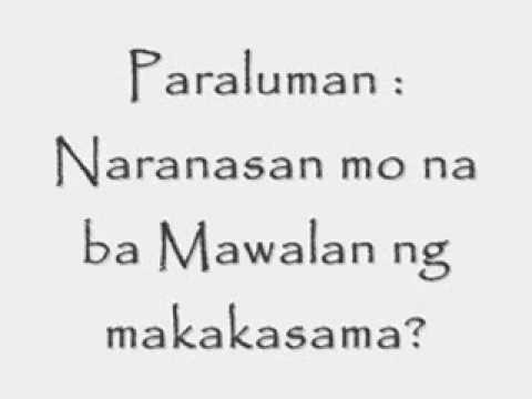 Tabi Lyrics by Paraluman Feat. Kean Cipriano High Quality