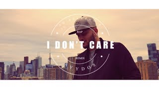 Ed Sheeran & Justin Bieber - I Don't Care [Ayydos Remix]