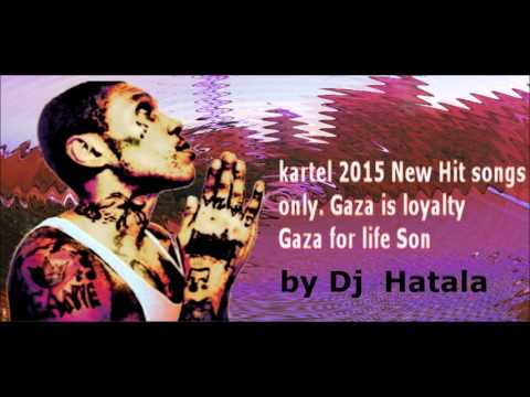 Vybz Kartel 2015 latest Hit Songs (Mixed by Hatala Mulambo)