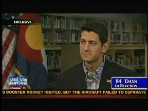 Paul Ryan explains how Obamacare cuts Medicare