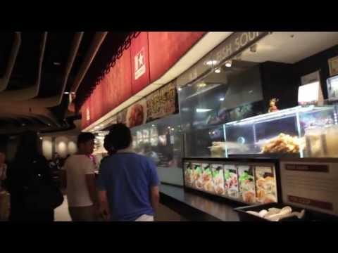 Marina Bay Sands Food Court Singapore