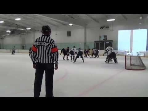 Long Beach Prep v. Upland Christian Academy, Period 2, JV, September 6, 2014, ADHSHL