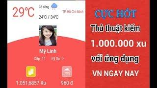 HOT|thủ thuật kiếm 1.000.000 xu với vn ngày nay