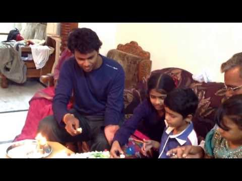 Pandu B'day 2013 video