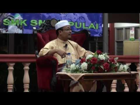 Ceramah Ust Kazim Elias di SMK Simpang Pulai pd 29-9-2012