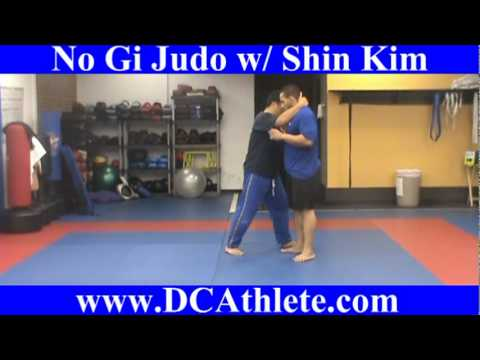 Shin Kim No Gi Judo Throws for Grappling and MMA Image 1