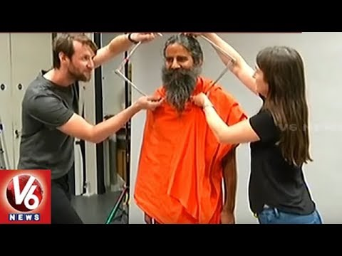 Ramdev Baba To Have Wax Statue At London's Madame Tussauds | V6 News