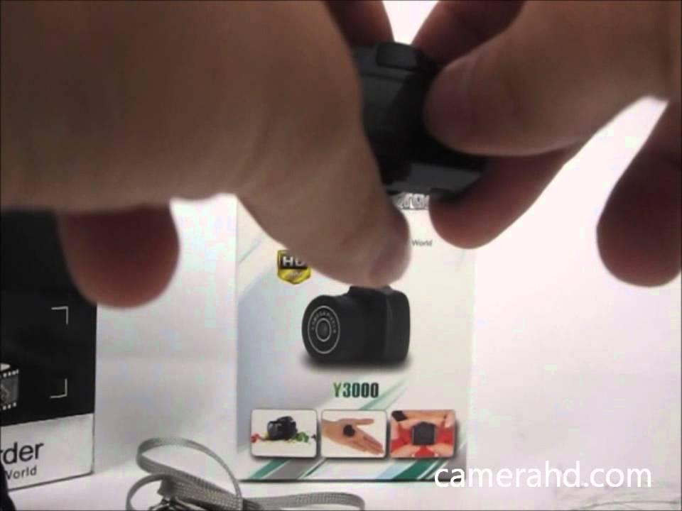 test de la plus petite camera hd au youtube. Black Bedroom Furniture Sets. Home Design Ideas