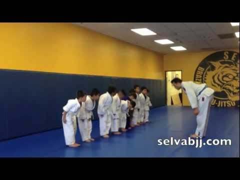 Kids Jiu Jitsu Classes in Los Angeles Image 1