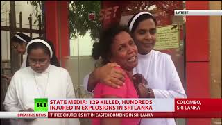 Six bombing targets: Christian churches & luxury hotels hit by deadly Sri Lankan blasts, 120+ killed