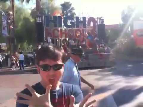 Dancing at Disneyland Video