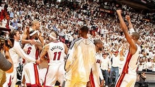 LeBrons OT buzzer-beating game-winner vs Pacers!