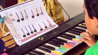Escuela de Música CRESCENDO Clases de Música y Ballet