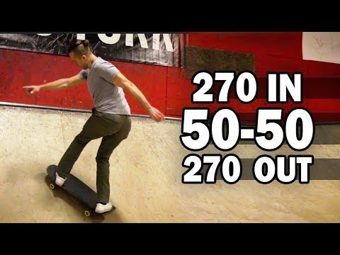 270 In 50-50 270 Out: Tom Zachwieja || ShortSided