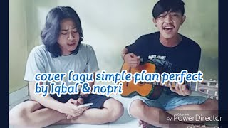 cover lagu simple plan perfect