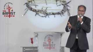 7/10/2012 Tamil Baptist Church (Sunday Service)
