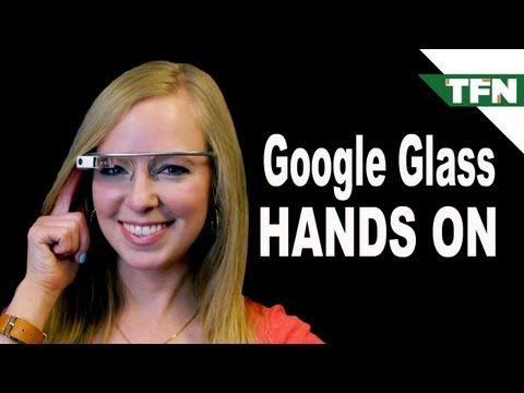 Google Glass: Hands On!