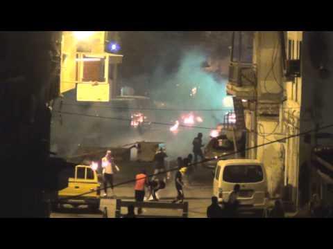 Bahrain,Manama: violent clashes between the Revolutionaries and Al-Khalifa mercenaries ,23 Aug 2013