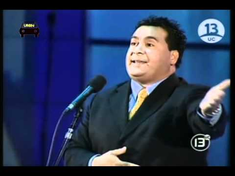 Compilado de Dino Gordillo en el Festival de Viña 2000