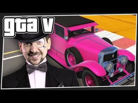 A GENTLEMAN'S RACE | GTA 5 Online